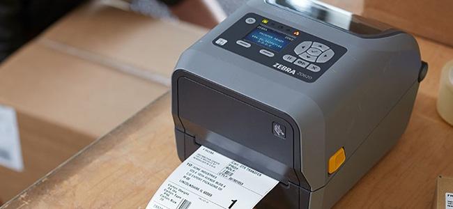 Etikettenprinters