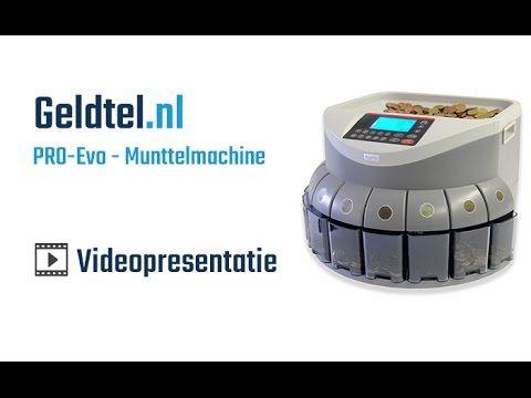 Munttelmachine EVO