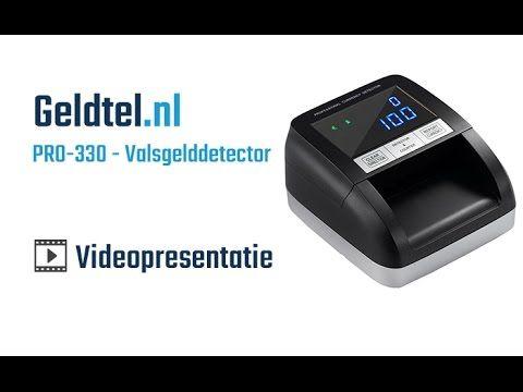 Valsgelddetector Cashmeister P330