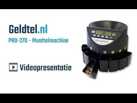 Munttelmachine 270